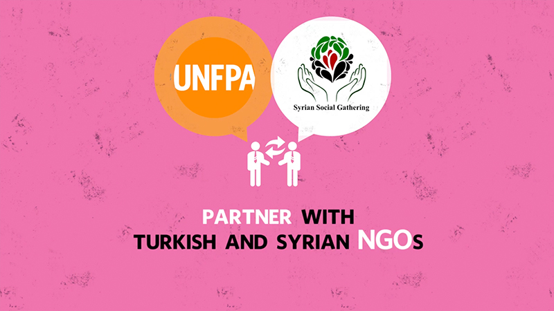 Front Nordic UNFPA Syria