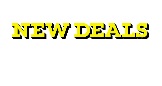 Front Nordic Newdeals Logo